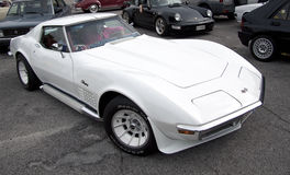 Corvette stingray stock images