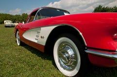 1957 Corvette Stingray Stock Image