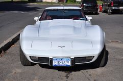 1973 Corvette Stingray Coupe Royalty Free Stock Photography