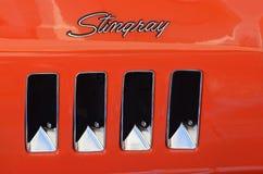 Corvette Stingray Royalty Free Stock Images