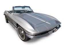 Free Corvette Stingray On White Stock Photography - 37349672