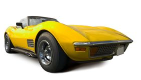 Corvette Stringray Stock Image