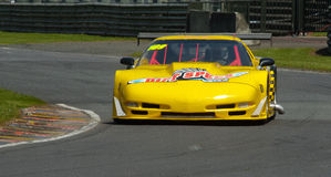 Corvette Supersports racer Stock Image