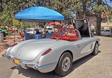 Corvette tôt Photo libre de droits