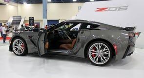 Corvette Z06 2015 Image libre de droits