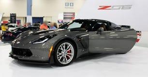 Corvette Z06 2015 Photos stock