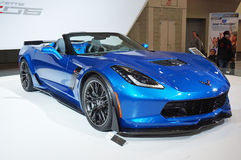 Corvette 2015 Z06 Photographie stock