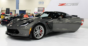 Corvette Z06 2015 Stock Photos