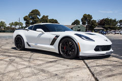2015 Corvette Z06 Royalty Free Stock Photos
