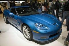 Corvette Z06 Royalty Free Stock Images