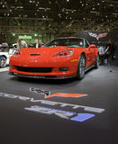Corvette ZR1 Stock Photos