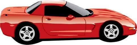corvette2 Zdjęcia Stock