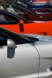 corvettes Стоковое Изображение RF