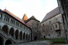 Corvin Castle, Hunedoara Castle stock image