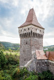 Corvin Castle, also known as Hunyadi Castle Royalty Free Stock Photos