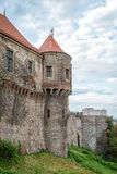 Corvin Castle, also known as Hunyadi Castle Royalty Free Stock Photography