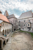 Corvin Castle, also known as Hunyadi Castle Stock Photography