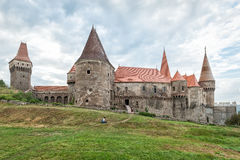 Corvin Castle, also known as Hunyadi Castle Royalty Free Stock Photo
