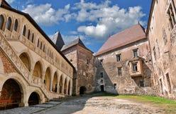 Corvin Castle, Romania Royalty Free Stock Photo