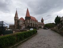 Corvin Castle royalty free stock photo