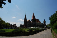 Corvin castle Stock Images