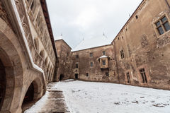 Corvin castle, Hunedoara Stock Photography