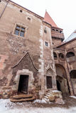 Corvin castle, Hunedoara Royalty Free Stock Images