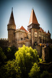 Corvin Castle Royalty Free Stock Images