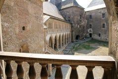 Corvin Castle, Hunedoara, Transylvania, Romania Royalty Free Stock Images
