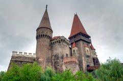 Corvin Castle (Hunyad Cstle, Hunedoara) Stock Photography