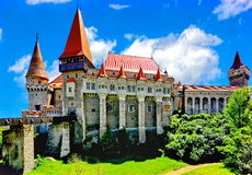 Free Corvin Castle, Romania Stock Image - 74691921