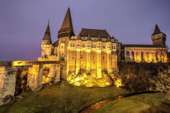 Corvin Castle, Romania Royalty Free Stock Photo