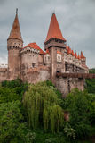 Corvin castle, Romania Royalty Free Stock Photos