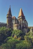 Corvin Castle, Romania Stock Image