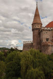 Corvin Castle, Romania Stock Image
