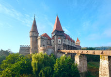 Corvin Castle (Romania) Royalty Free Stock Image
