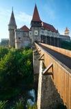 Corvin Castle (Romania) Royalty Free Stock Photos