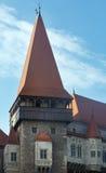 Corvin Castle (Romania) Stock Photo