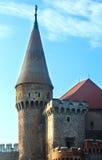 Corvin Castle (Romania) Stock Images