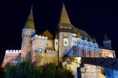 Corvin Castle (Romania) Stock Image