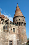 The Corvin castle in Transylvania Stock Photography