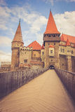 Corvin Castle Royalty Free Stock Image