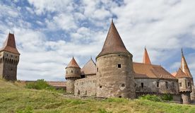 Corvin fortress towers Royalty Free Stock Photography