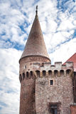 Corvin's Castle Stock Photo