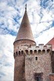 Corvin's Castle Stock Photo