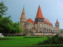 Corvin-Schloss Stockbilder