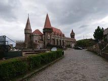 Corvin slott Royaltyfri Foto
