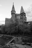 corvinesti замока Стоковые Изображения