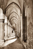 Corvinesti Castle Stock Images