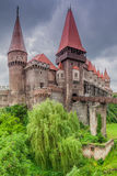Corvins' Castle, Romania royalty free stock photos
